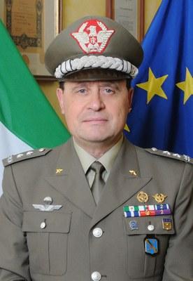 Il comandante dell'IGM