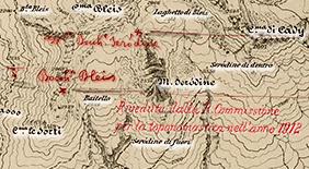 toponomastica italiana home page