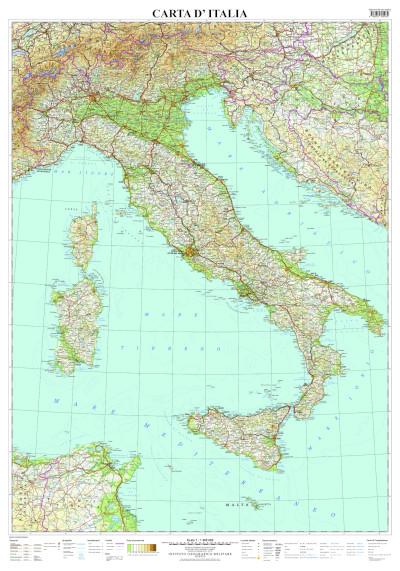 Carta D'Italia Generale