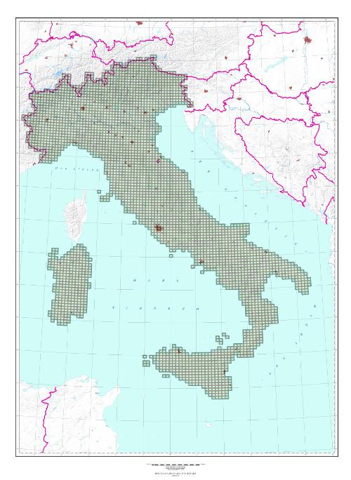 Cartina D Italia 1940.La Serie 25v Igm E Commerce Site