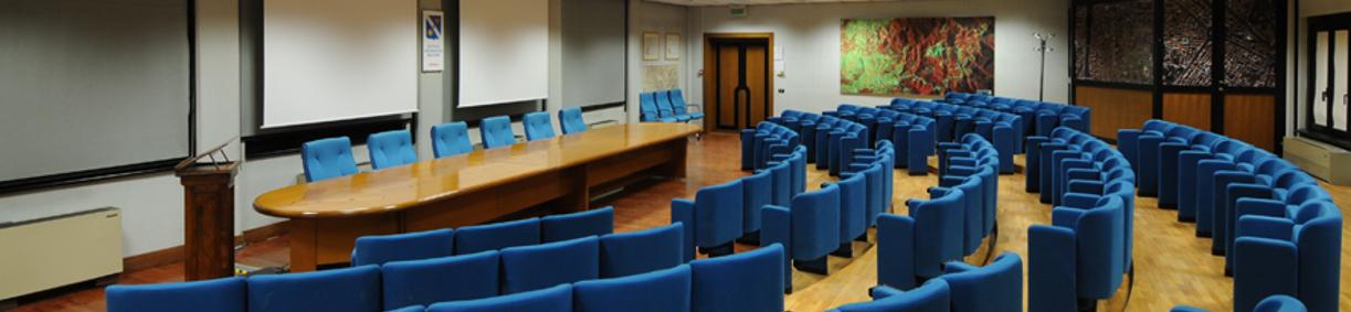 La sala conferenze Schmiedt: laterale