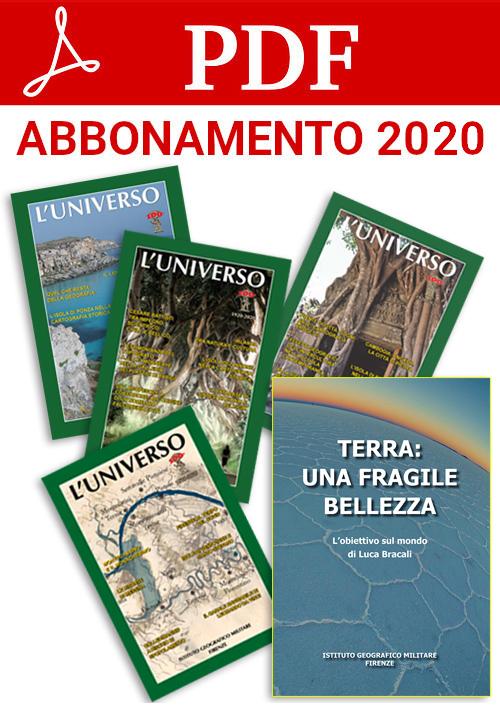 Abbonamento 2020 edizione digitale