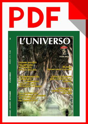 L'Universo 3/2020 (DIGITALE)